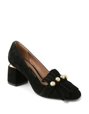 Livvy Suede Pumps by Kensie