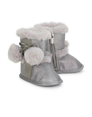 Baby Girl's Faux Fur...