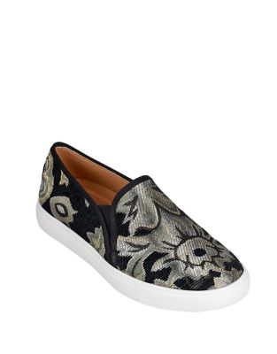 Skipper Textile Slip-On Sneakers by Corso Como
