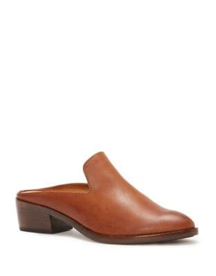 Photo of Ray Leather Mules by Frye - shop Frye shoes sales