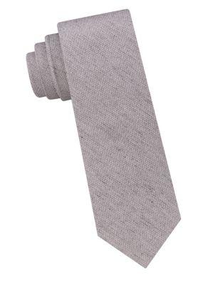 Textured Crystal Tie...