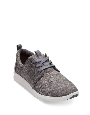 Del Ray Lace-Up Sneakers by TOMS