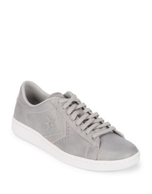 Pro Suede Round Toe Sneakers by Converse