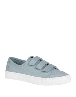 Crest Creeper Textured Sneakers by Sperry