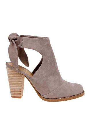 Danae Suede Booties by Splendid