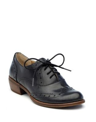 Iheart Leather Oxford...