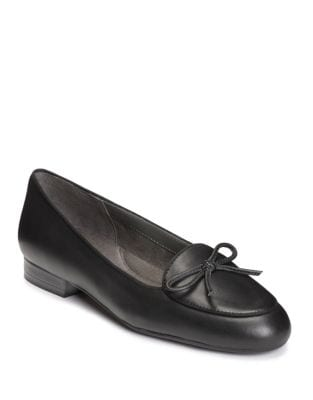 Feel Good Leather Loafers by Aerosoles
