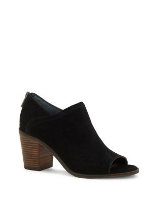 Kalli Suede Shoeties by Lucky Brand