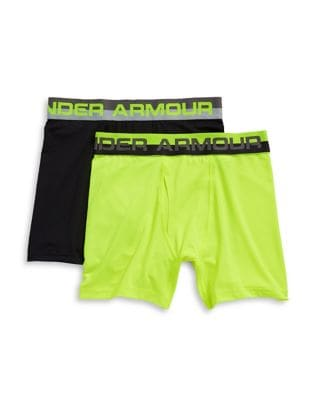 Boys TwoPack Performance Boxer Briefs