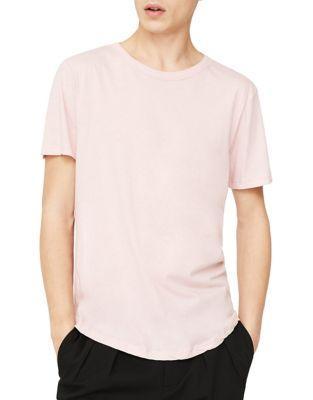 Minimalistic Cotton Shirt by Mango