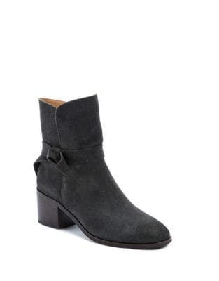 Danni Suede Low Shaft Boots by Latigo