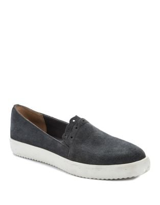 Roe Suede Slip-On Sneakers by Latigo