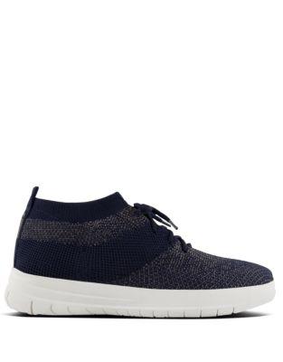 Uberknit TM Slip-On Sneakers by FitFlop