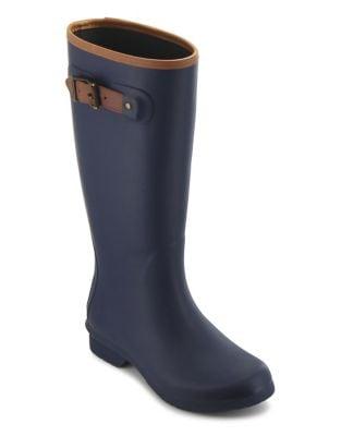 Photo of City Matte Rubber Tall Rain Boots by Chooka - shop Chooka shoes sales