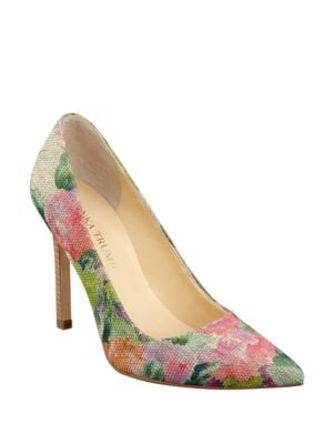 Pointed-Toe Pumps by Ivanka Trump