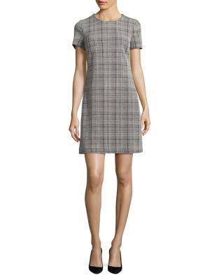 Jacquard Bodycon Dress by Calvin Klein