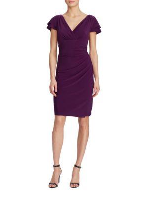 Stretch Jersey Dress by Lauren Ralph Lauren