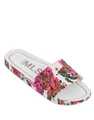 Beach Slide III Sandals by Melissa