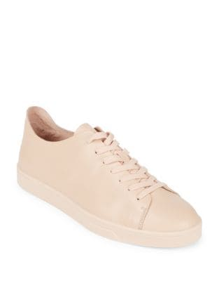 Irena Leather Sneakers by Calvin Klein