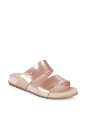 Cosmic Slide Sandals by Melissa