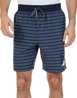 Striped Pajama Shorts...