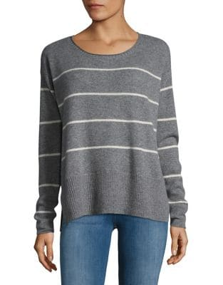 Cashmere Boxy Sweater...