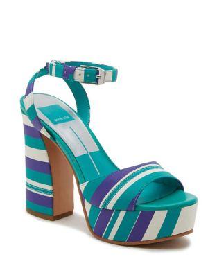 Gavvin Block heel Sandals by Dolce Vita