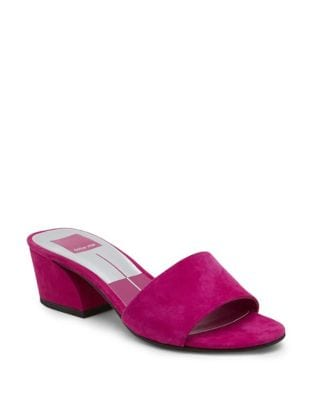 Rilee Yelsu Suede Sandals by Dolce Vita