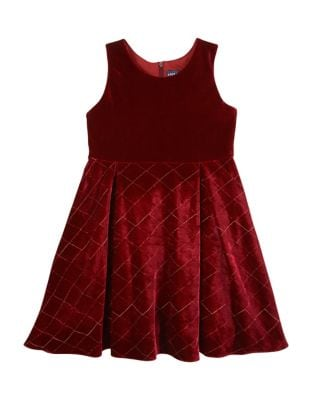Toddler's & Little Girl's Quilted Dress 500087254604