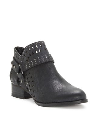 Leather Bootie by Vince Camuto