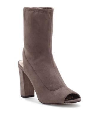 Suede Bootie by Vince Camuto