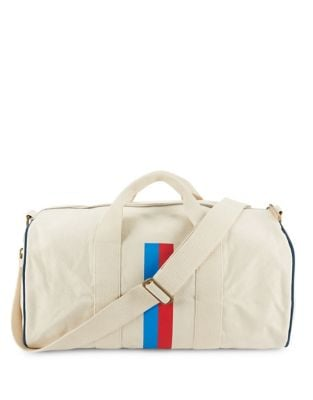 Canvas Duffle Bag @...