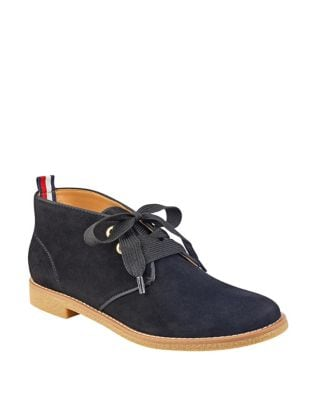 Balbina Suede Booties by Tommy Hilfiger