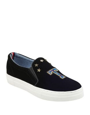 Soda Slip-On Sneakers by Tommy Hilfiger