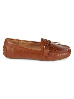 Slip-On Leather Loafers by Lauren Ralph Lauren
