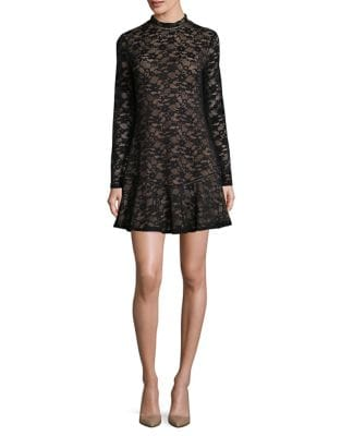 Embroidered Sheath Dress by Wayf