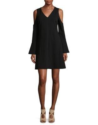 Juliet Cold-Shoulder Dress by Mika & Gali