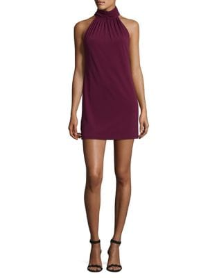 Shiley Mockneck Dress by Rachel Zoe