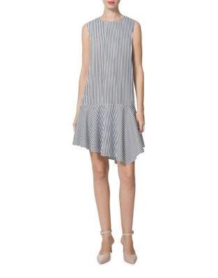 Crewneck Sleeveless Dress by Donna Morgan