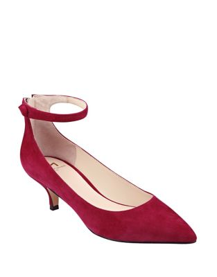 Vesta Suede Pumps by Marc Fisher LTD