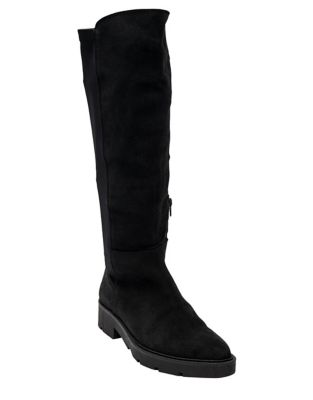 Tandy Suede Knee High Boots by Andre Assous