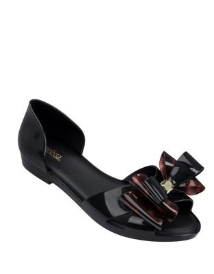 Seduction Bow Flats by Melissa