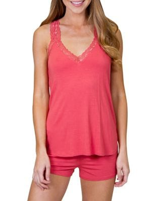 Lace Tank Top @ Lord...