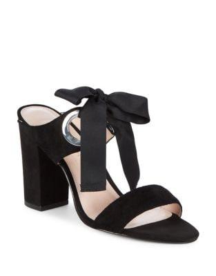 Megan Suede Sandals by Avec Les Filles