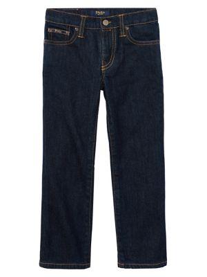 Little Boy's Hampton Straight Stretch Jeans 500087271157