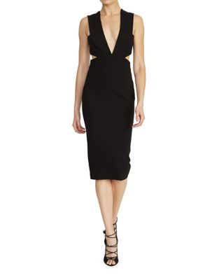 Carlessa Bodycon Dress by Nicole Miller