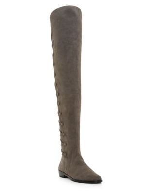 Coatia Suede Over-the-Knee Boots by Vince Camuto