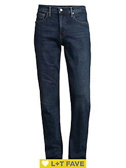 Levi's - Straight-fit Jeans