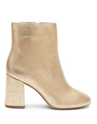 Grove Leather Booties by Matisse