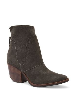Laney Suede Booties by Matisse